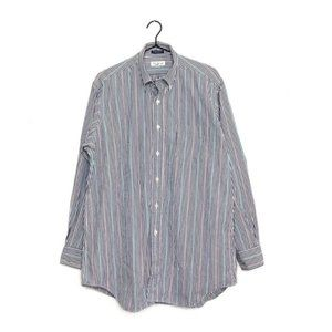 Paul Fredrick Striped Cotton Button Down 16-34
